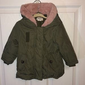 Warm Gymboree toddler jacket!